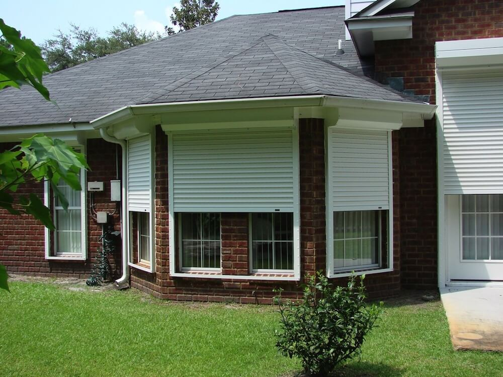 Roll Down Shutters Price