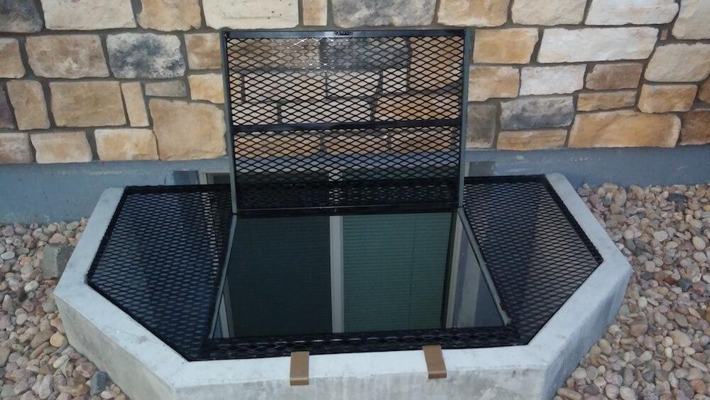 2018 Basement Window Well Covers Cost Window Well Covers